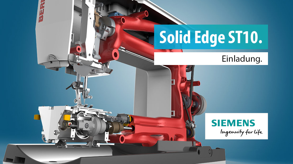 Solid Edge ST10 Launch - What´s New?