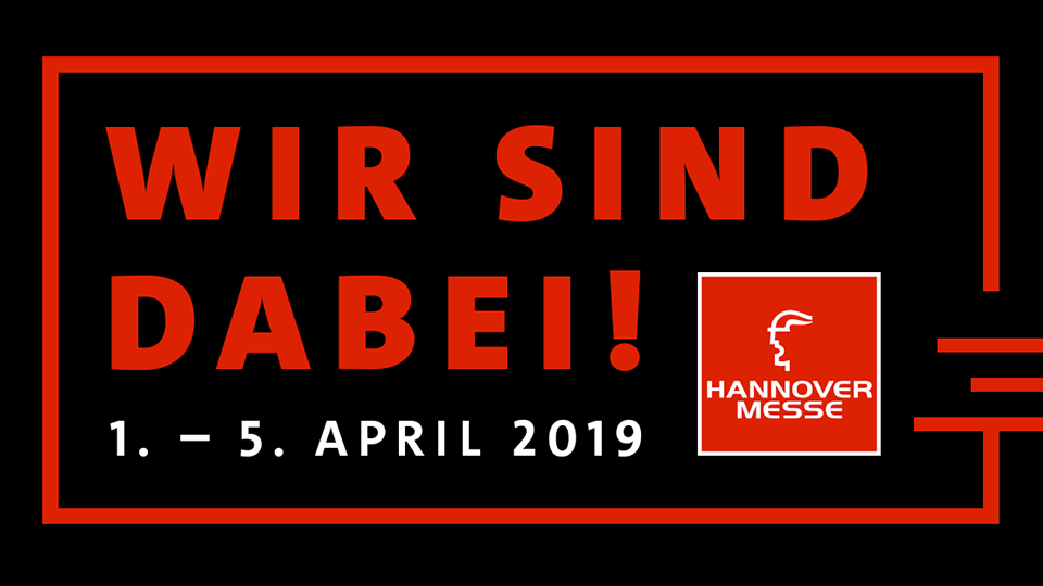 Hannover Messe 2019 | ISAP AG in Halle 6, Stand J30