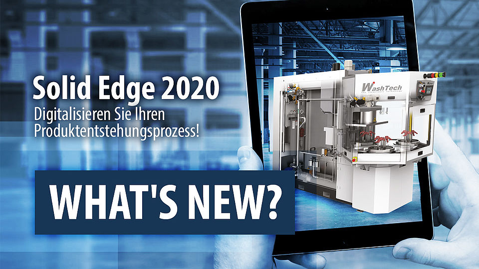 Solid Edge 2020 von Siemens PLM Software