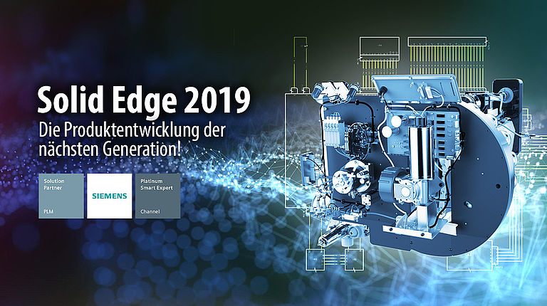 Solid Edge 2019 von Siemens PLM Software