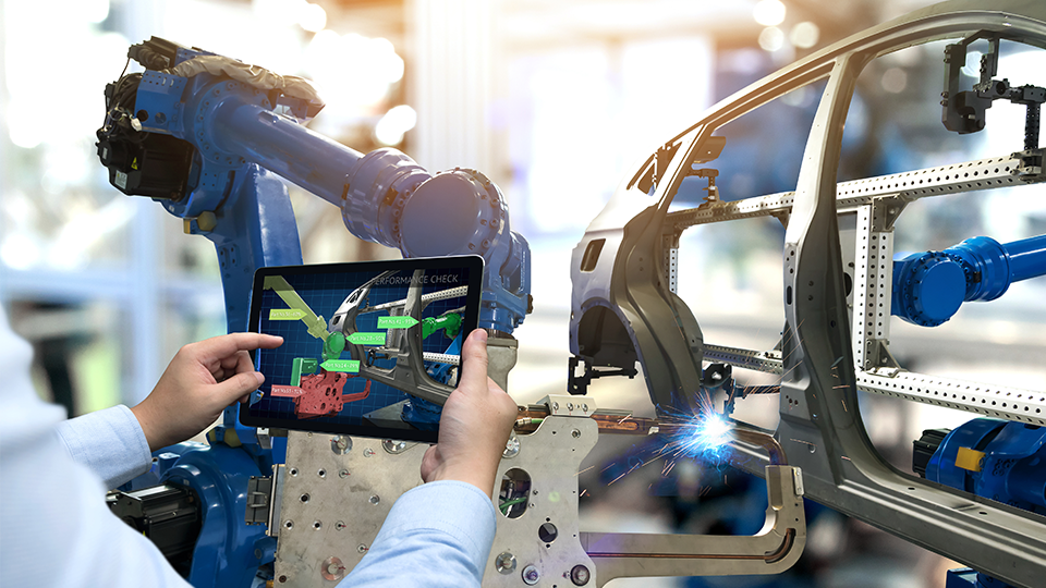Augmented Reality - Die Vorteile in der Industrie